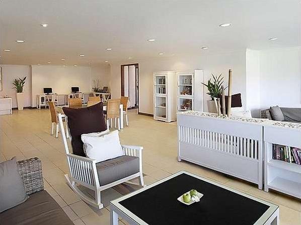 Sol Beach House Bali-Benoa All Inclusive by Melia Hotels Bali - Lounge bisnis