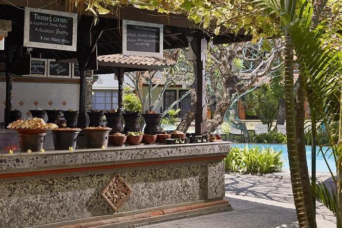 Sol Beach House Bali-Benoa All Inclusive by Melia Hotels Bali - Menega Restaurant