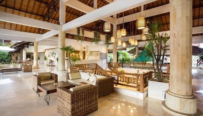 Sol Beach House Bali-Benoa All Inclusive by Melia Hotels Bali - Area Lobby