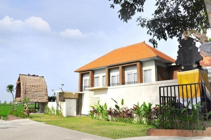 Tang Tu Beach Inn Villa Bali - Tampilan Luar Hotel