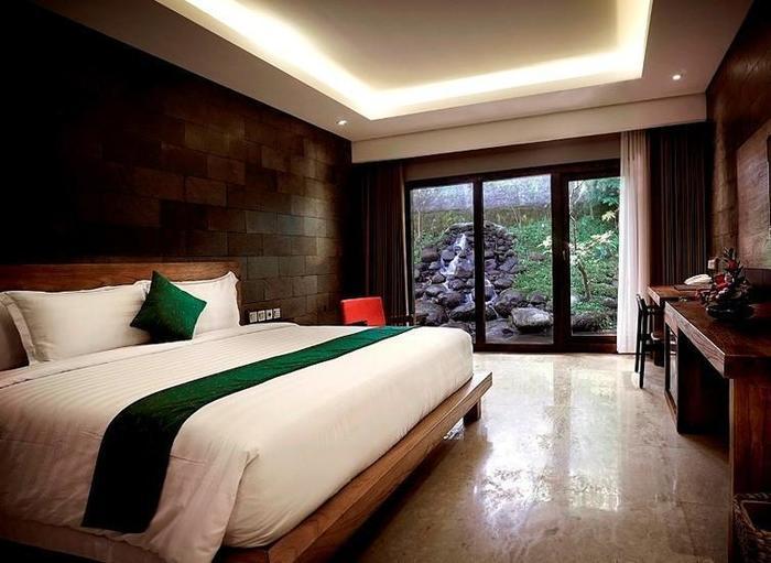 The Westlake Resort Yogyakarta - Deluxe Tempat Tidur Double