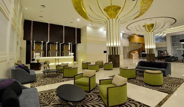 Swiss-Belhotel Jambi - Lobby