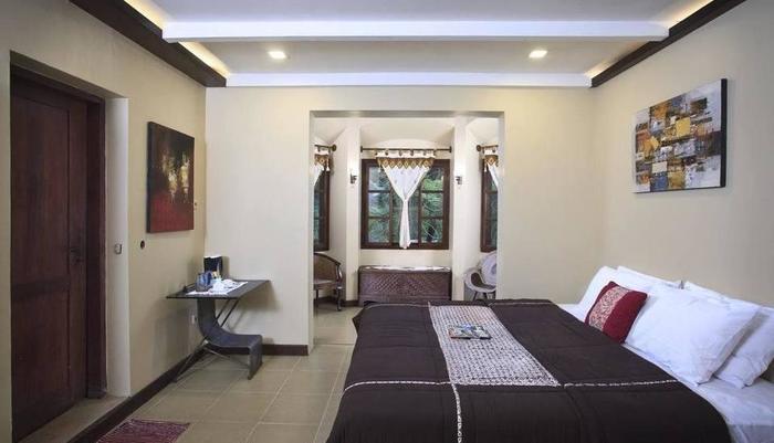 Omah Pakem Yogyakarta - Kamar tamu