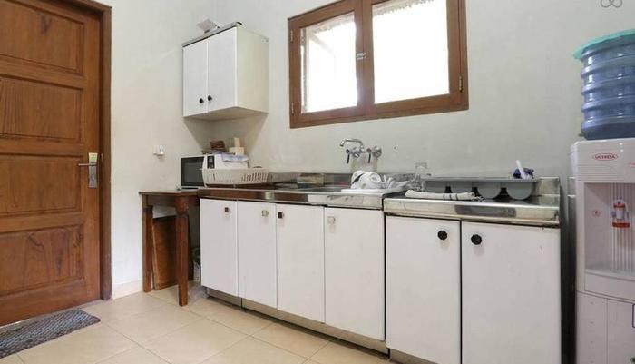 Omah Pakem Yogyakarta - Dapur