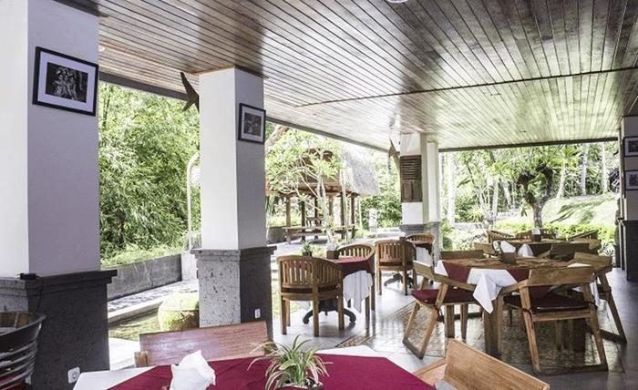 Tinggal Premium Cottage Ubud Raya Pengosekan Bali - Restoran