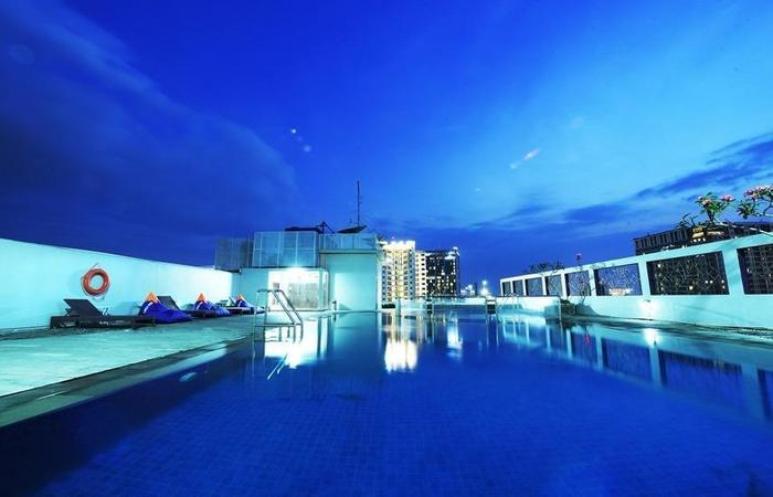 FOX HARRIS City Center Bandung Bandung - Pool