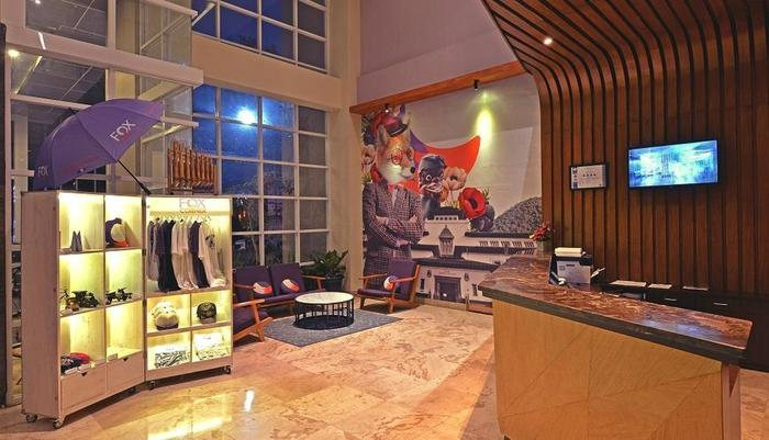 FOX HARRIS City Center Bandung Bandung - lobby