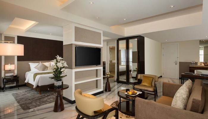 Swiss-Belhotel Yogyakarta - bisnis suite 2