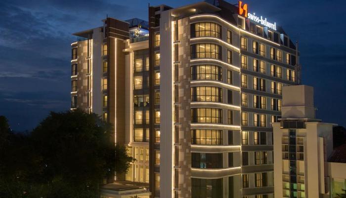 Swiss-Belhotel Yogyakarta - Hotel façade
