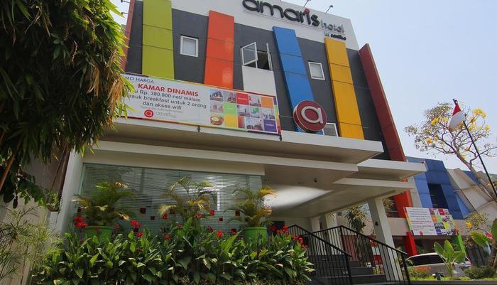 Amaris Diponegoro Jogja - Hotel View