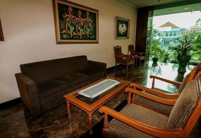 NIDA Rooms Bogor Jalan Pangrango 246 Bogor - Lobi