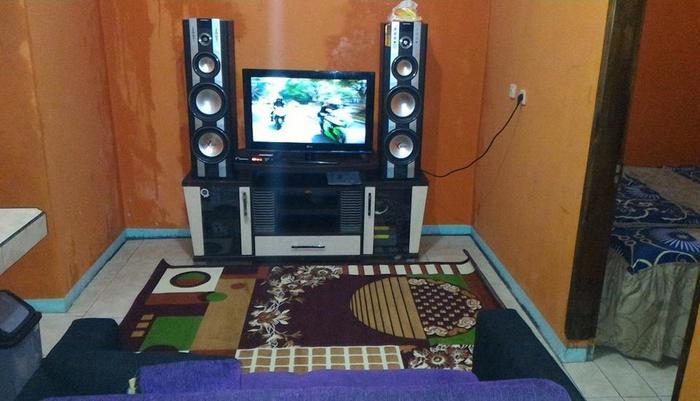 Darajat Homestay Garut - Family Room