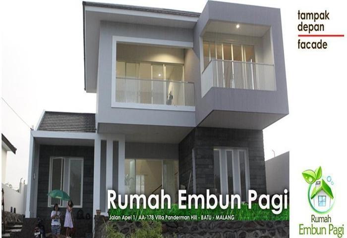 Rumah Embun Pagi Malang - Eksterior