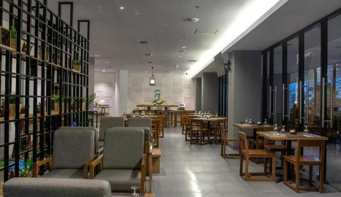 BATIQA Hotel Palembang - area publik