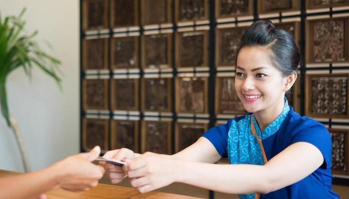 BATIQA Hotel Palembang - Reception