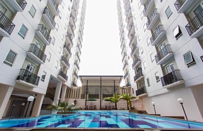 RedDoorz Apartment @City Light Ciputat Jakarta - Kolam Renang