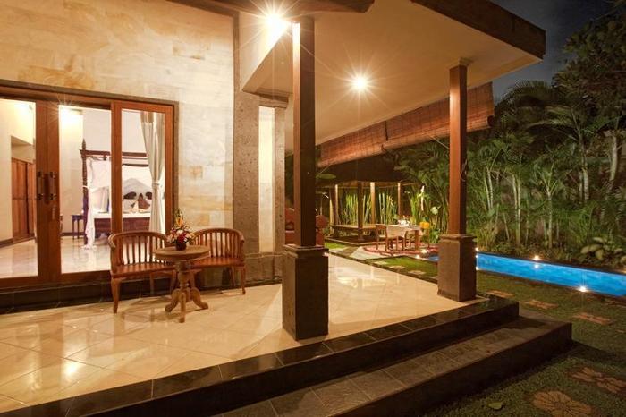Villa Mandi Ubud - Kamar mandi