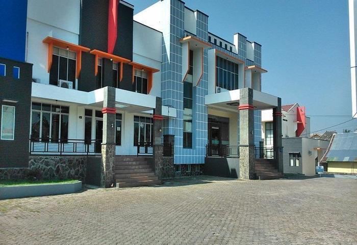 Hotel Rumoh PMI Banda Aceh - Tampilan Luar Hotel