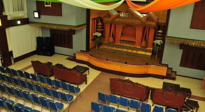 Hotel Rumoh PMI Banda Aceh - Ballroom