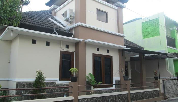 Calla Moss Homestay Yogyakarta - Tampak Depan