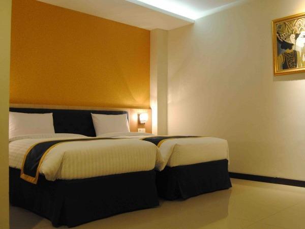 D Best Hotel Bandung - Deluxe Twin