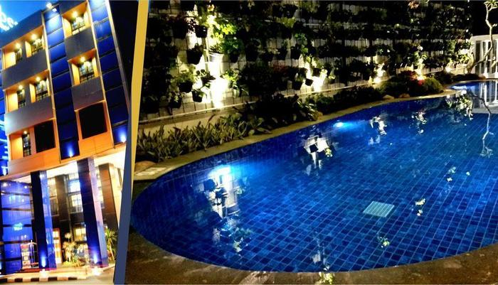 D Best Hotel Bandung - cascade