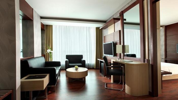 Hotel Santika Tasikmalaya - Ruang Tamu