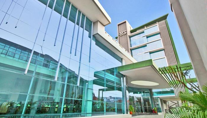 Hotel Santika Tasikmalaya - Tampilan Luar
