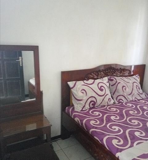 Ikaka Tapan Malioboro Yogyakarta - Kamar tidur