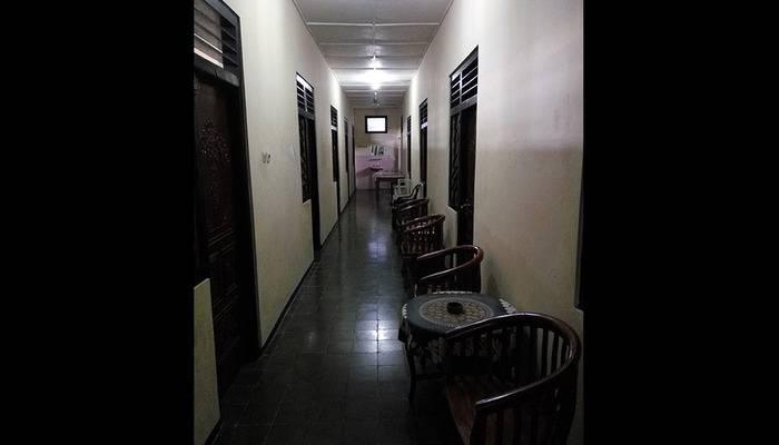 Ikaka Tapan Malioboro Yogyakarta - garis kamar