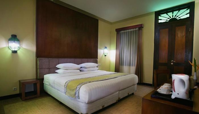 Balemong Resort Semarang - Kamar Deluxe 2