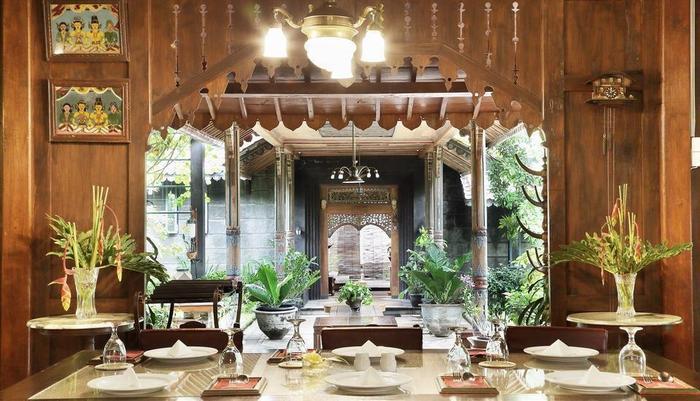 Balemong Resort Semarang - Restaurant