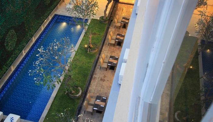Mars City Hotel Bali - (30/June/2014)