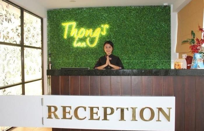 Thongs Inn Kualanamu Transit Hotel Kualanamu - Reception