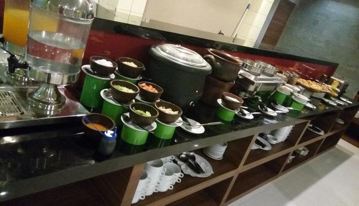 Hotel Candi Indah Semarang - MAKAN PAGI