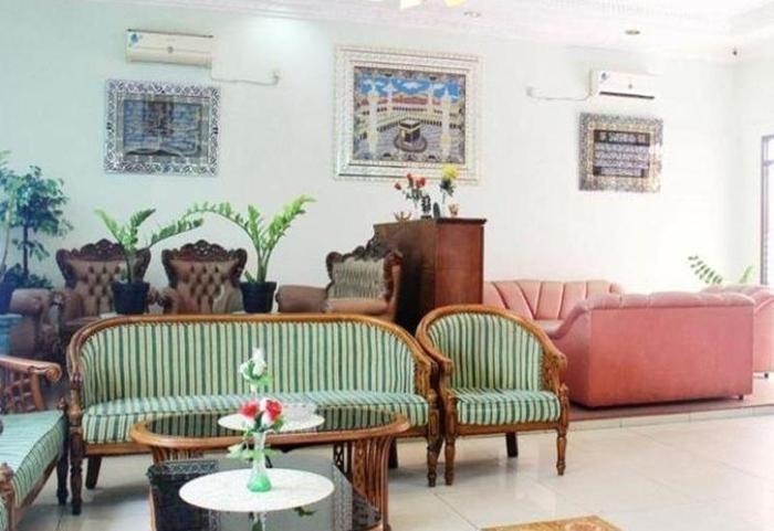 Hotel Mitra Amanah Syariah Balikpapan - Ruang tamu