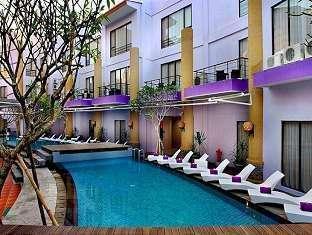 Kuta Central Park Hotel Bali - Kolam Renang