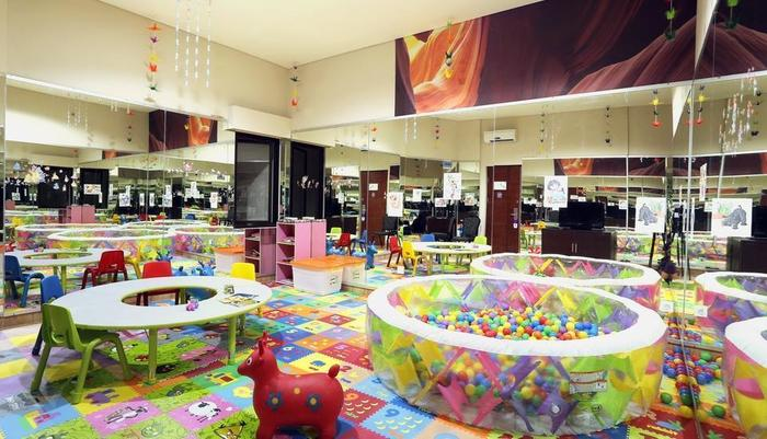 Kuta Central Park Hotel Bali - New Kids room