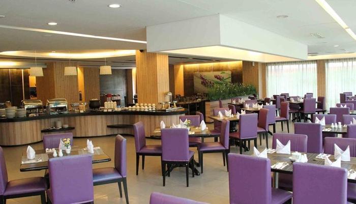 Angkasa Garden Hotel Pekanbaru - Lavender Restaurant