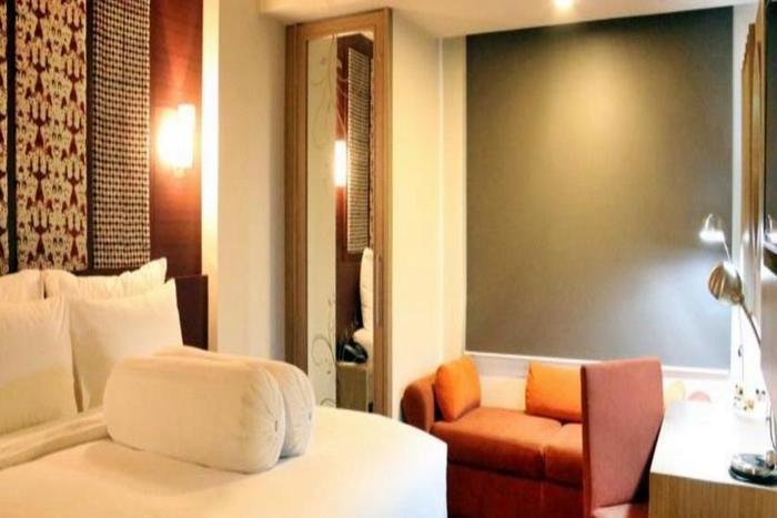 Indoluxe Hotel Yogyakarta - Kamar tamu