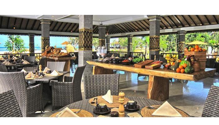 Hotel Ombak Sunset Lombok - Restaurant