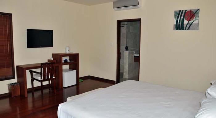 Biyukukung Suites & Spa Bali - Kamar Tamu