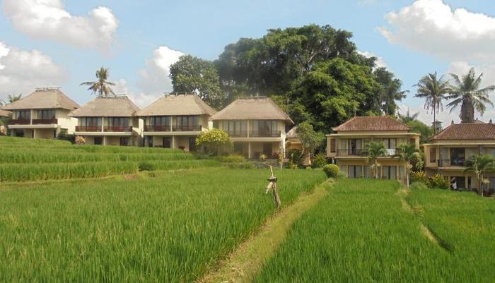 Biyukukung Suites & Spa Bali - Eksterior
