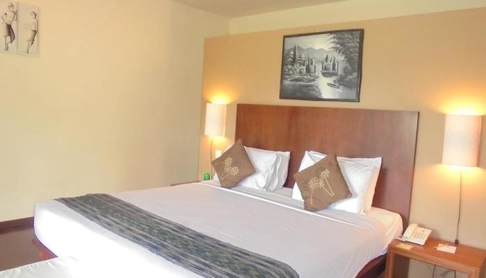 Biyukukung Suites & Spa Bali - Kamar