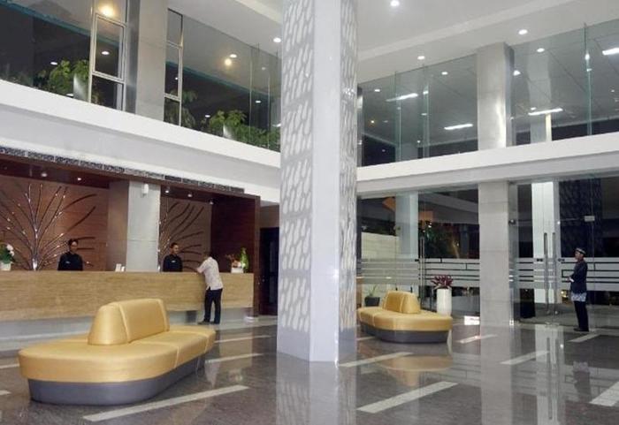 Hotel Gren Alia Prapatan Jakarta - Lobi