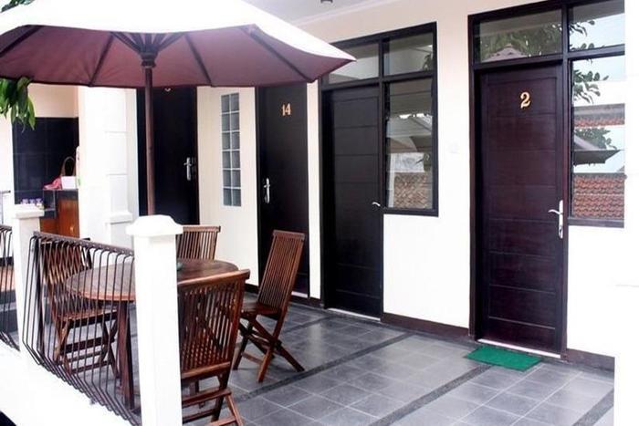 Bantal Guling Gatsu Bandung - Balkon