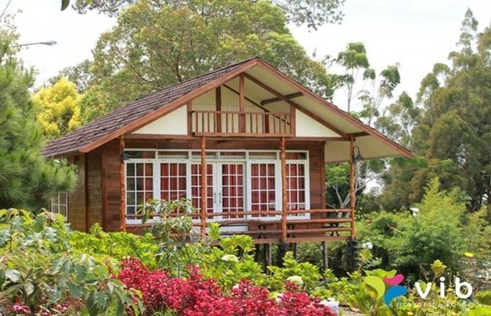 Villa Wood Bandung - Eksterior