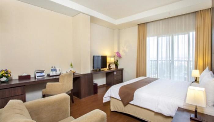 Padjadjaran Suites Hotel Bogor - Deluxe (Hi-06/Jan/2014)