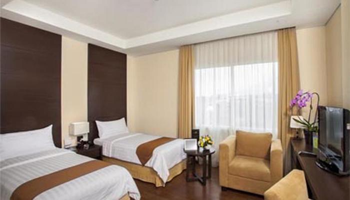 Padjadjaran Suites Hotel Bogor - Superior (Hi-06/Jan/2014)
