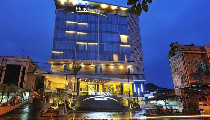 Hotel Horison Tasikmalaya - Eksterior